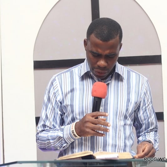 pastor dare akinbanjo