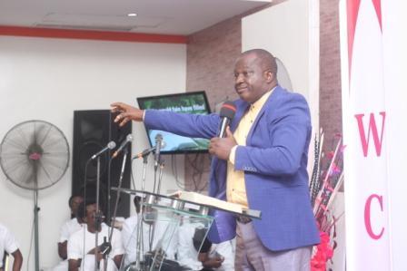 Heavenly Father – Pastor Gbenga Olanlokun (16-6-2019) Second Service