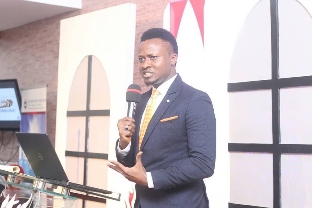 The Inspired Life-Pastor Femi Apesin (8-9-2019) Second Service