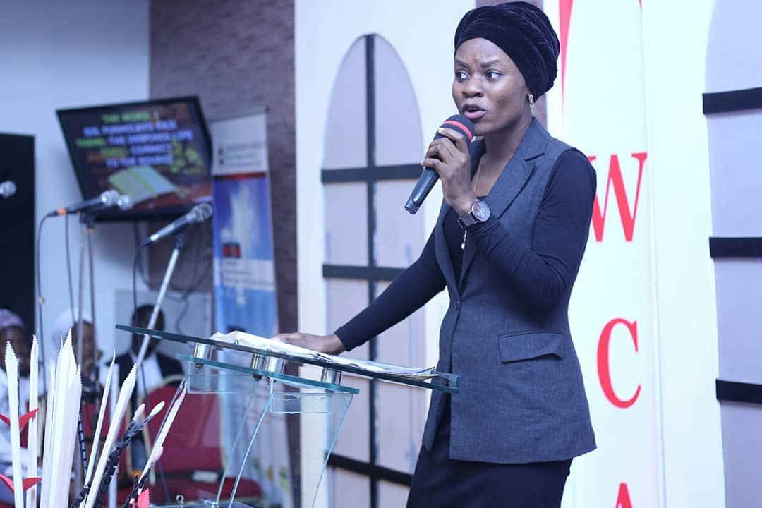 Connect To The Source-Sis Funmi Raji (15-9-2019) First Service